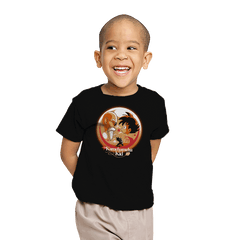 The Kameha Kid - Youth - T-Shirts - RIPT Apparel