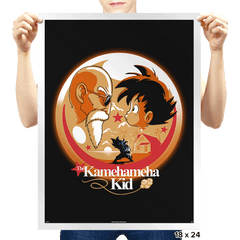 The Kameha Kid - Prints - Posters - RIPT Apparel