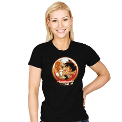 The Kameha Kid - Womens - T-Shirts - RIPT Apparel