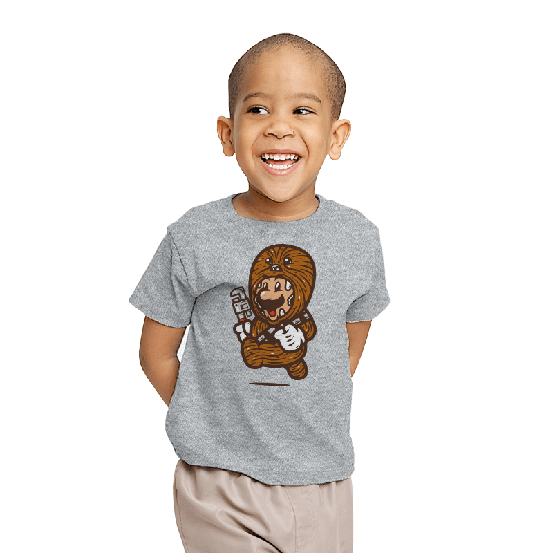 Wookie Plumber - Youth - T-Shirts - RIPT Apparel