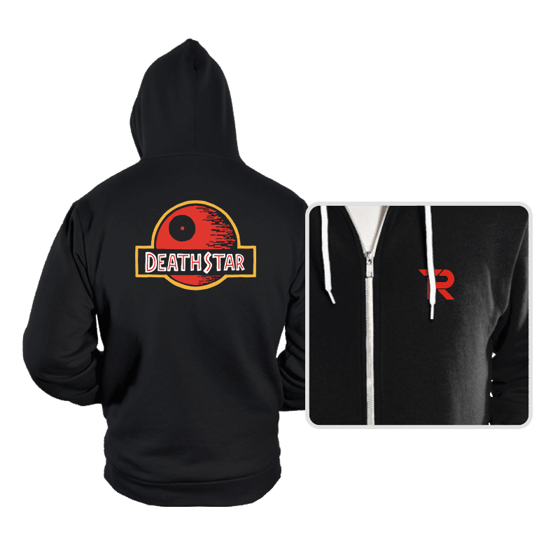 Jurassic Star - Hoodies - Hoodies - RIPT Apparel
