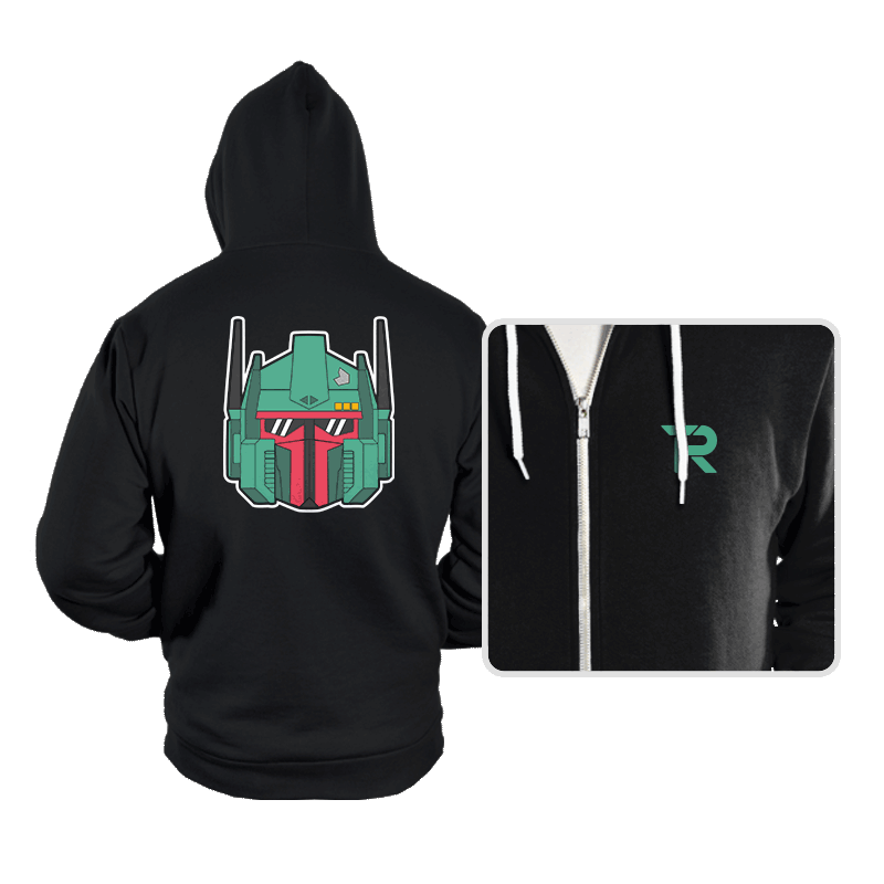 Optimus Fett - Hoodies - Hoodies - RIPT Apparel