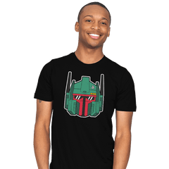 Optimus Fett - Mens - T-Shirts - RIPT Apparel