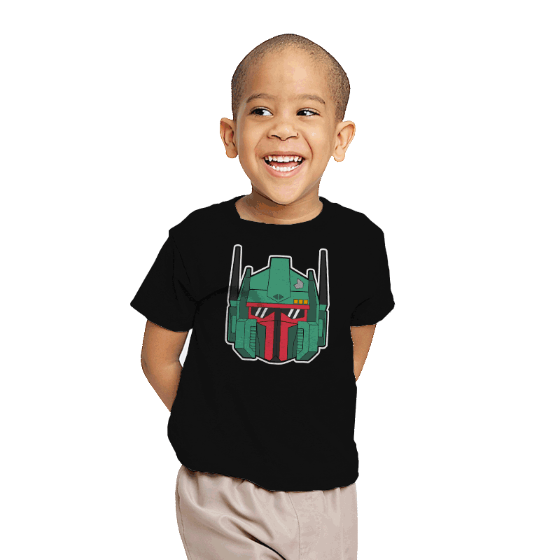 Optimus Fett - Youth - T-Shirts - RIPT Apparel
