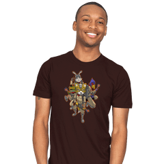 Starbusters - Mens - T-Shirts - RIPT Apparel