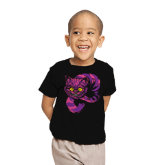 Grinning - Youth - T-Shirts - RIPT Apparel