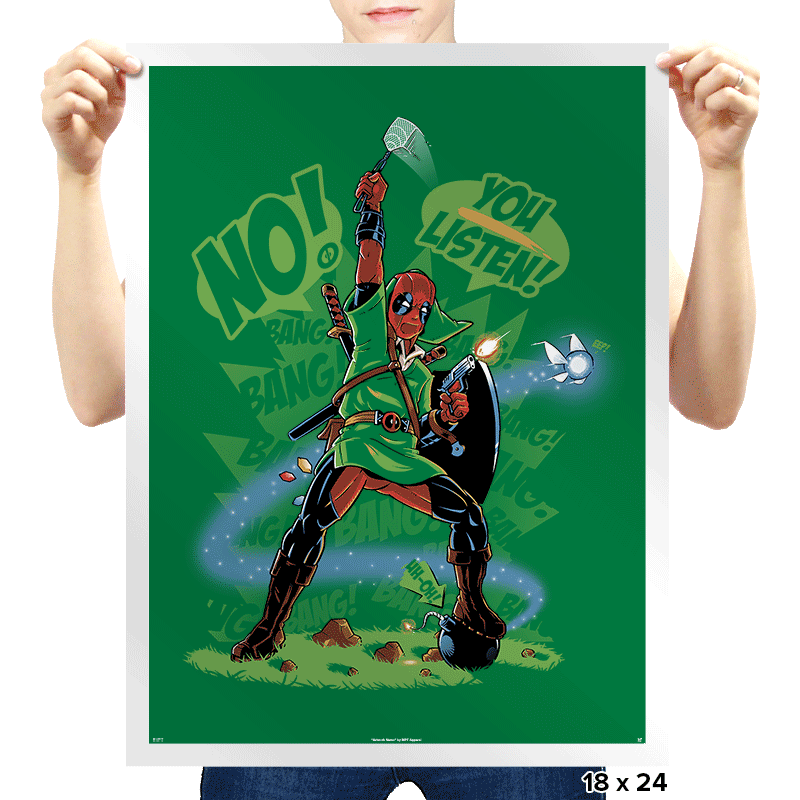 NO! You Listen Exclusive - Prints - Posters - RIPT Apparel