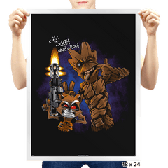 Spiff Pals Exclusive - Prints - Posters - RIPT Apparel