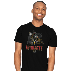 Iron Fett Exclusive - Mens - T-Shirts - RIPT Apparel