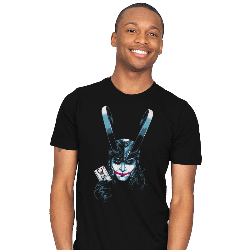 The Trickster Exclusive - Mens - T-Shirts - RIPT Apparel