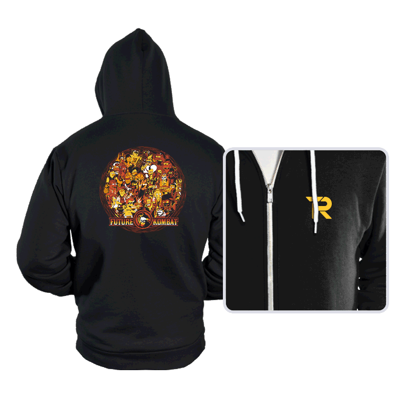 Future Kombat - Hoodies - Hoodies - RIPT Apparel