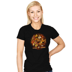 Future Kombat - Womens - T-Shirts - RIPT Apparel