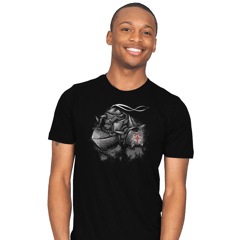 Inside the Armor - Mens - T-Shirts - RIPT Apparel