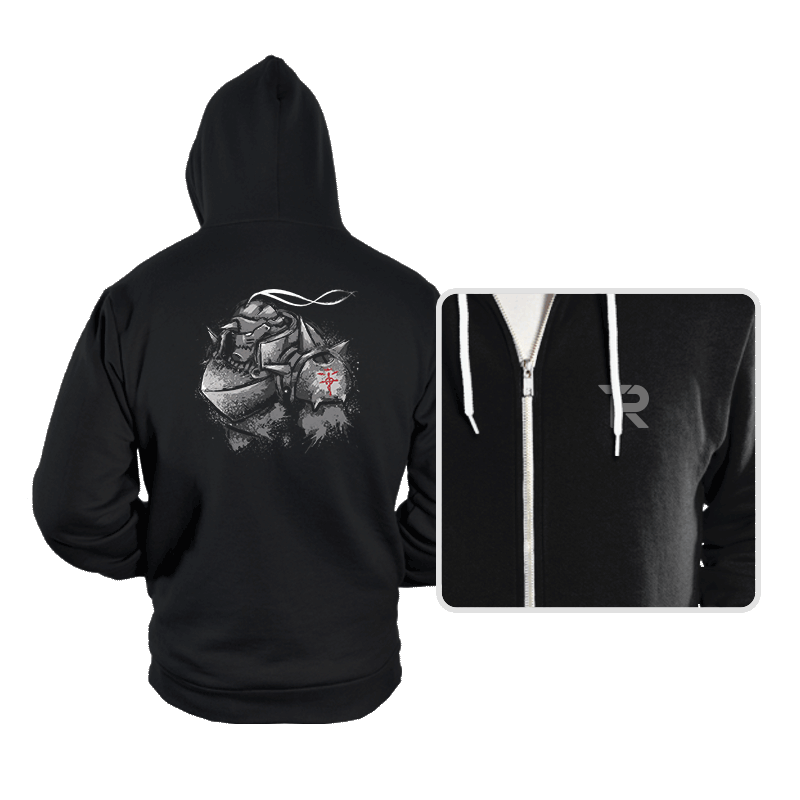 Inside the Armor - Hoodies - Hoodies - RIPT Apparel