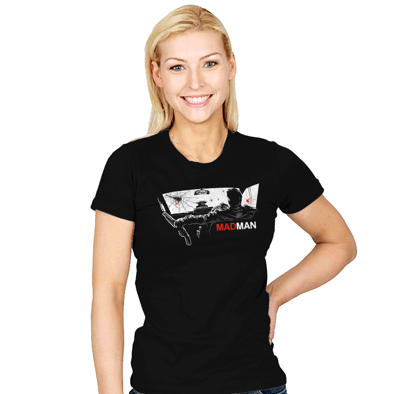 Madman - Womens - T-Shirts - RIPT Apparel