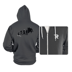 Path Of The Bat - Hoodies - Hoodies - RIPT Apparel