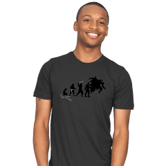 Path Of The Bat - Mens - T-Shirts - RIPT Apparel