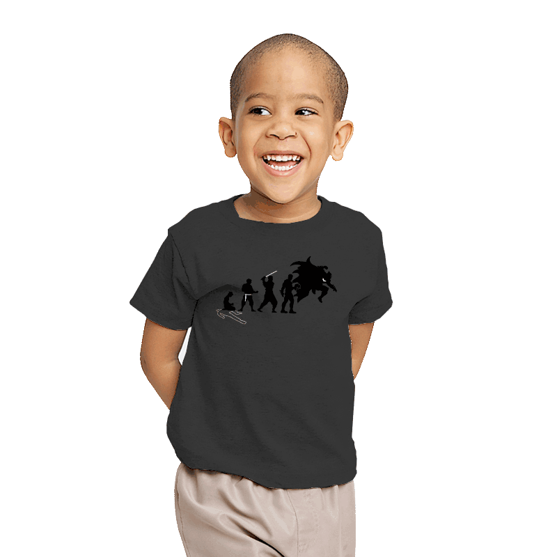 Path Of The Bat - Youth - T-Shirts - RIPT Apparel
