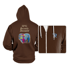 Be Prepared - Hoodies - Hoodies - RIPT Apparel
