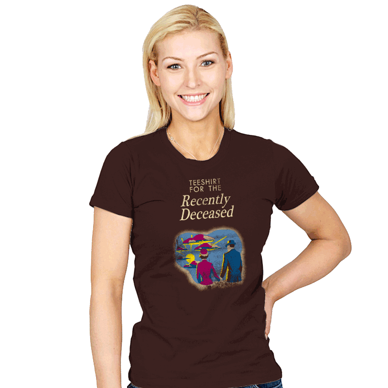 Be Prepared - Womens - T-Shirts - RIPT Apparel