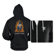 Game of Coins - Hoodies - Hoodies - RIPT Apparel