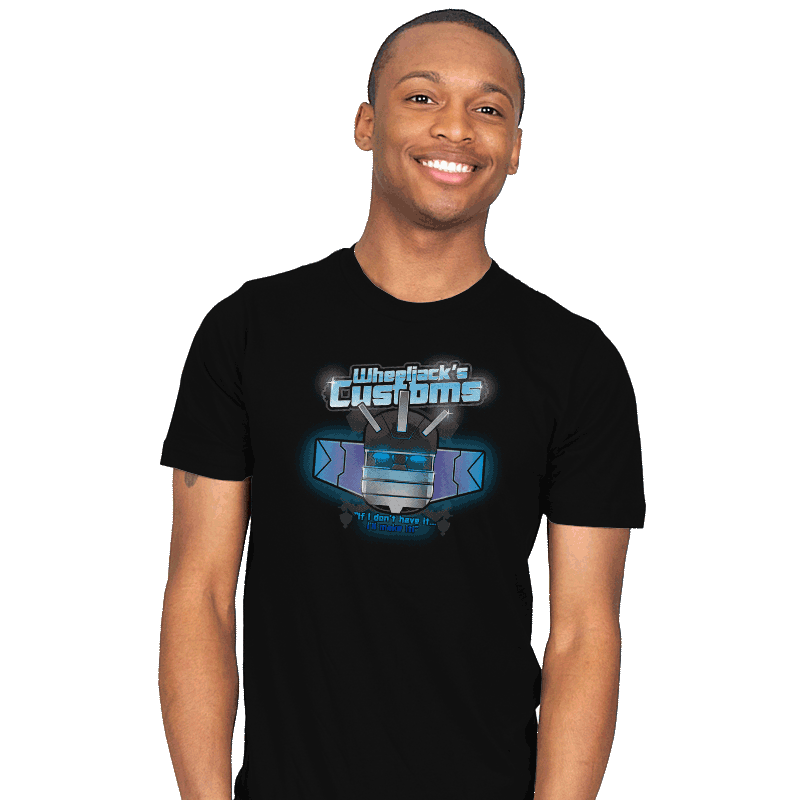 Wheeljack's Customs - Mens - T-Shirts - RIPT Apparel
