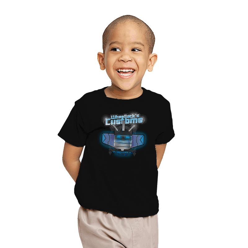 Wheeljack's Customs - Youth - T-Shirts - RIPT Apparel
