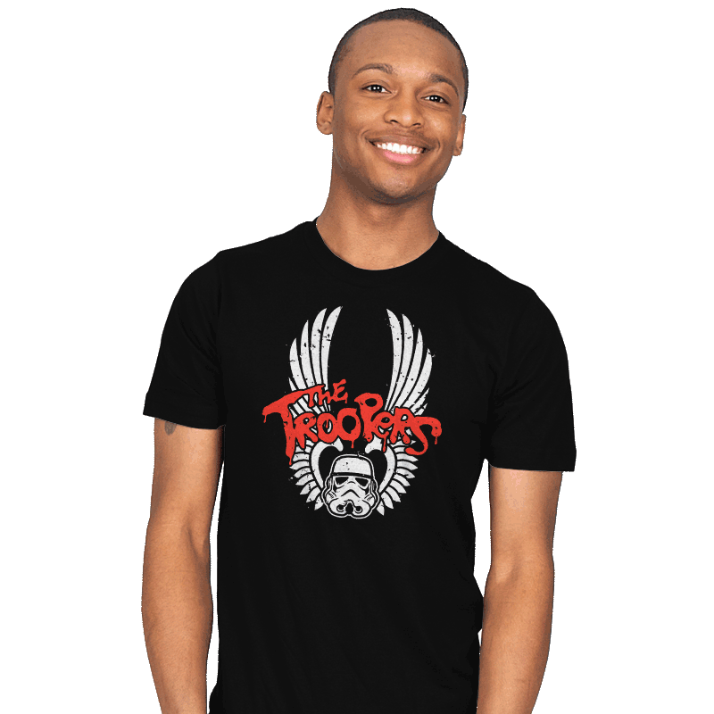 The Troopers - Mens - T-Shirts - RIPT Apparel