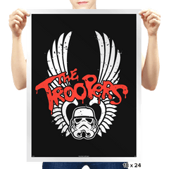 The Troopers - Prints - Posters - RIPT Apparel