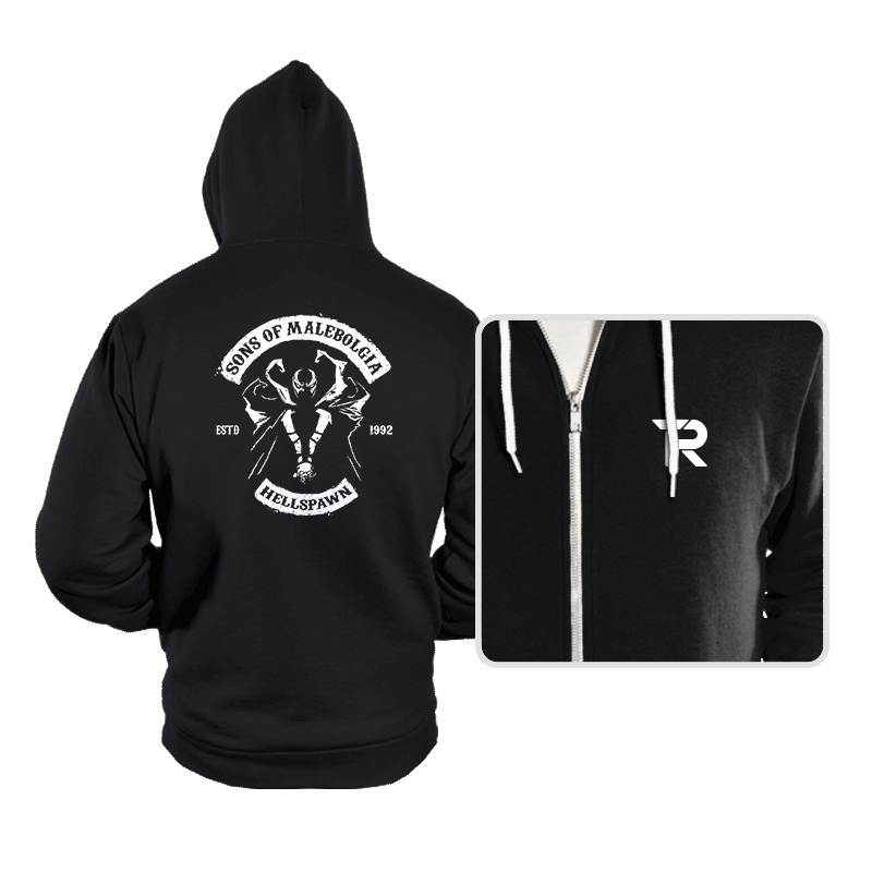 Hell And Back - Hoodies - Hoodies - RIPT Apparel