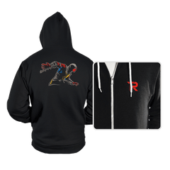 Mortal Spider X - Hoodies - Hoodies - RIPT Apparel
