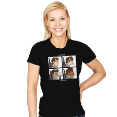 Busterz - Womens - T-Shirts - RIPT Apparel