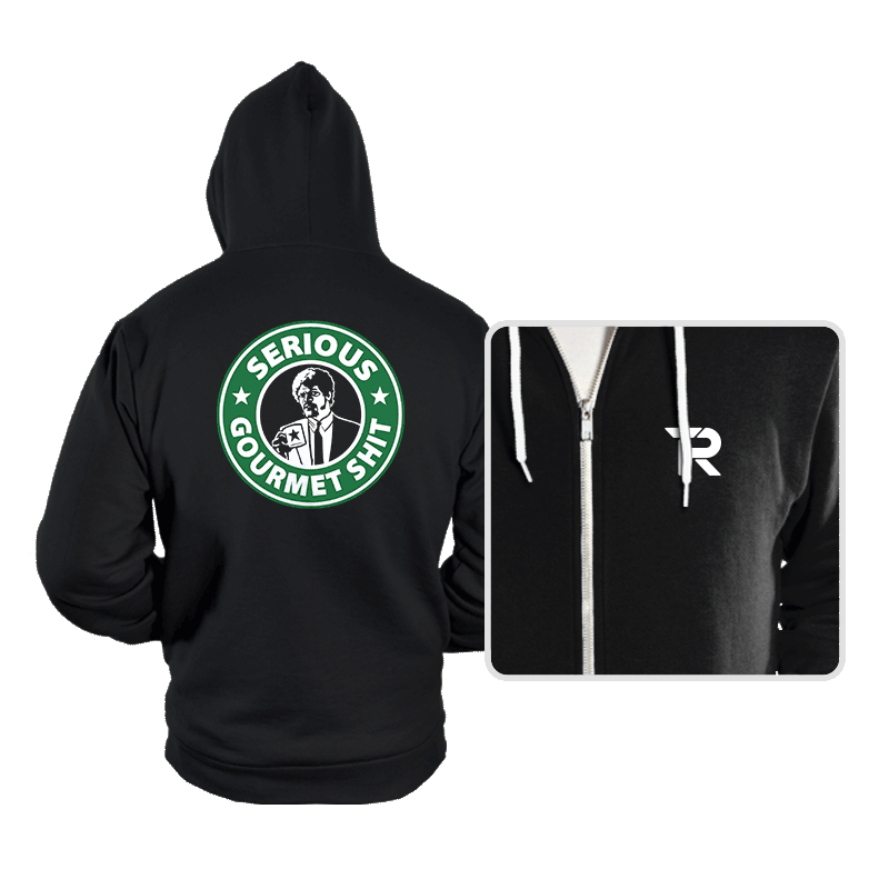 Some Serious Gourmet - Hoodies - Hoodies - RIPT Apparel