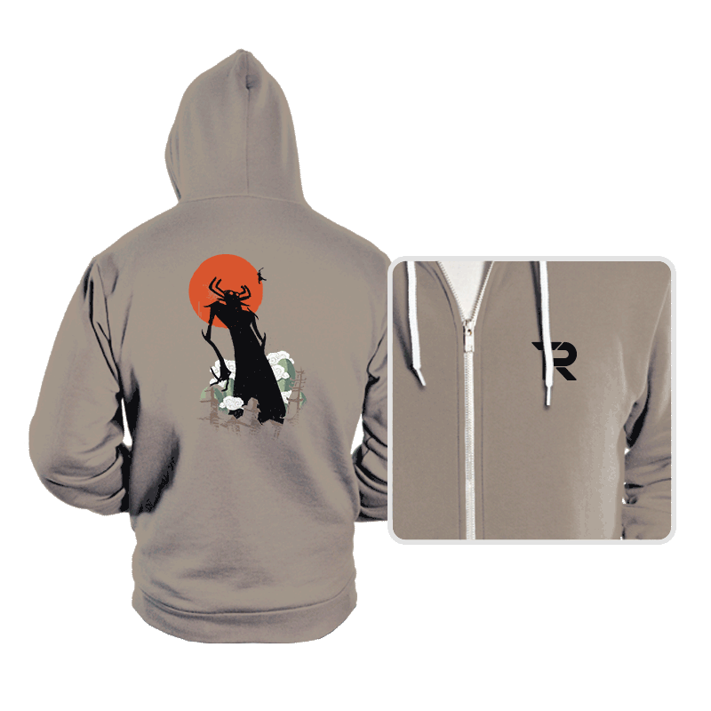 Deliverer of Darkness - Hoodies - Hoodies - RIPT Apparel