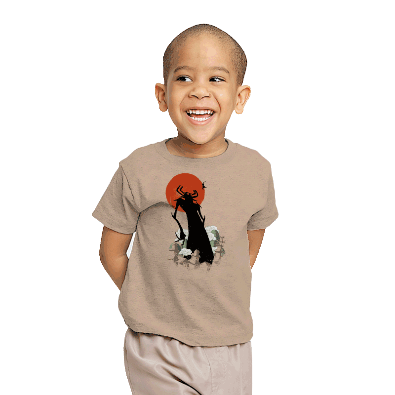 Deliverer of Darkness - Youth - T-Shirts - RIPT Apparel