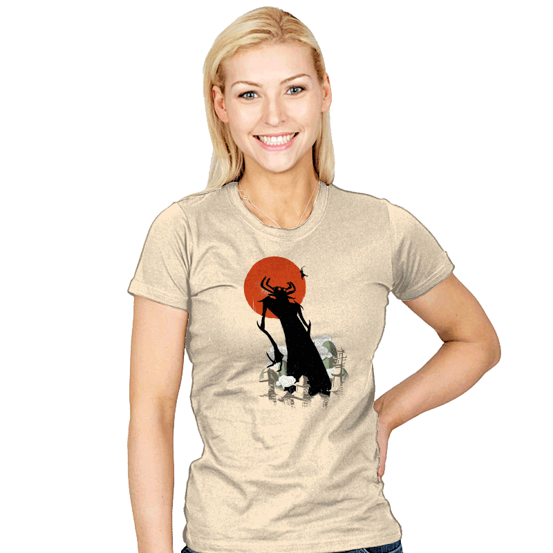 Deliverer of Darkness - Womens - T-Shirts - RIPT Apparel