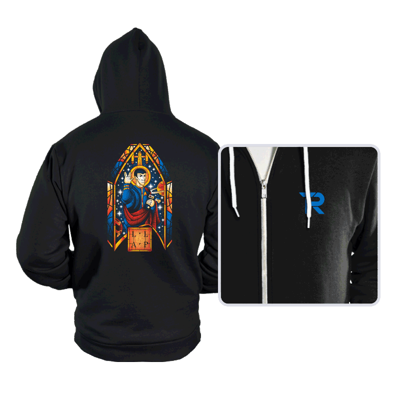 Logical Saint - Hoodies - Hoodies - RIPT Apparel