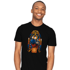 Logical Saint - Mens - T-Shirts - RIPT Apparel