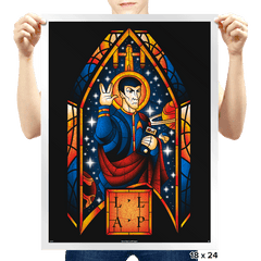 Logical Saint - Prints - Posters - RIPT Apparel