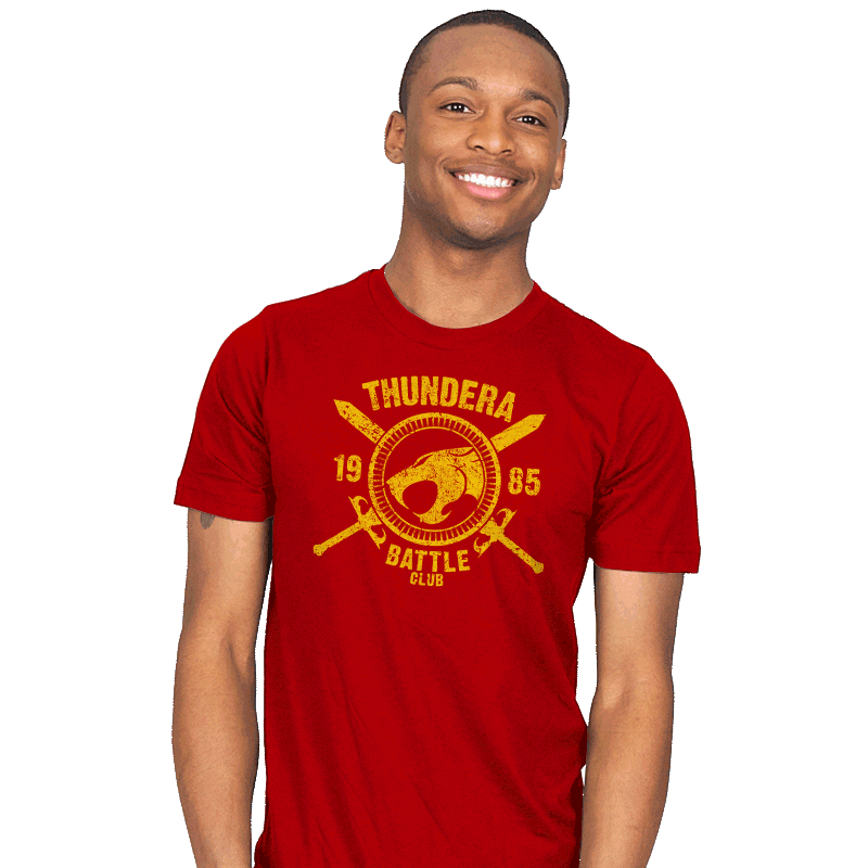 Thundera Battle Club - Mens - T-Shirts - RIPT Apparel