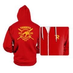 Thundera Battle Club - Hoodies - Hoodies - RIPT Apparel