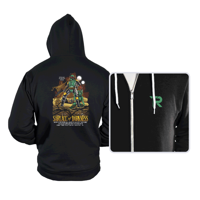 Sarlacc of Darkness - Hoodies - Hoodies - RIPT Apparel