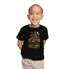 Sarlacc of Darkness - Youth - T-Shirts - RIPT Apparel