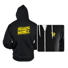 The Search for More Money - Hoodies - Hoodies - RIPT Apparel