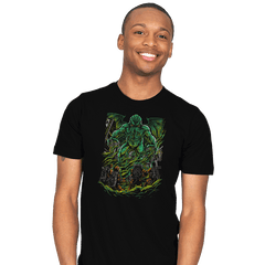 GodBusters - Mens - T-Shirts - RIPT Apparel