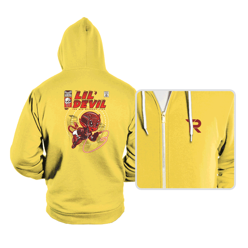 Lil' Devil - Hoodies - Hoodies - RIPT Apparel