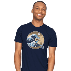 The Great Wave of Republic City - Mens - T-Shirts - RIPT Apparel