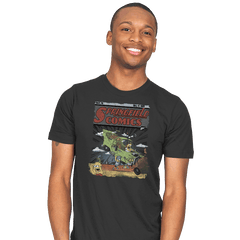 Springfield Comics Exclusive - Mens - T-Shirts - RIPT Apparel