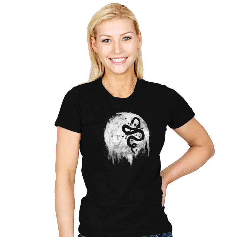 Midnight Wish - Womens - T-Shirts - RIPT Apparel