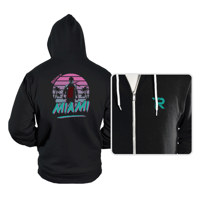 City of Fury - Hoodies - Hoodies - RIPT Apparel